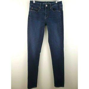 American Eagle Super Skinny Stretch Denim Jeans